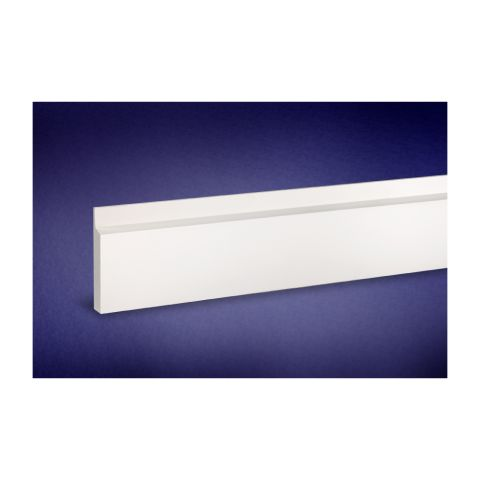 Palram Palight ProFinish™ Profiles Skirtboard - Smooth