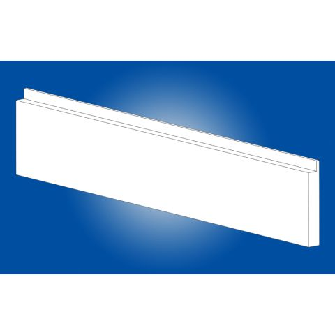 Palight ProFinish™ Profiles Standard J-Channel - Smooth Finish