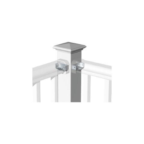 "RDI Titan Pro Corner Post Assembly for 36"" Rail Height"