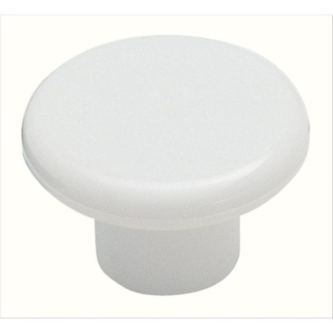 "Allison™ Value 1-1/4"" (32mm) Diameter Knob - Plastic"
