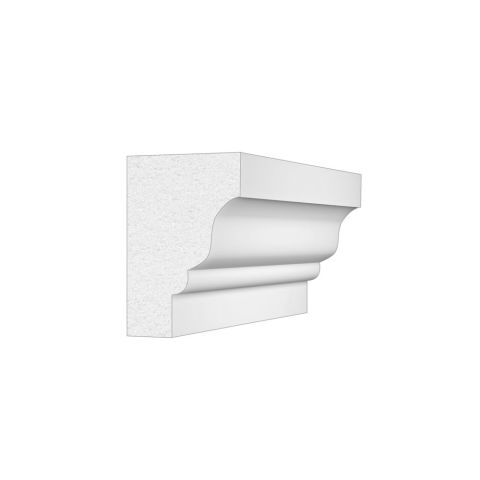 Palram Palight ProFinish™ Rams Crown Moulding