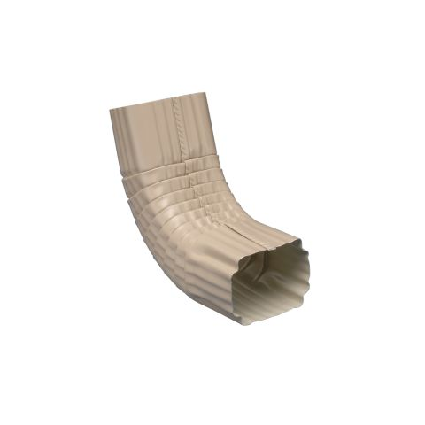 "Rollex Aluminum A-Style Elbow - 2"" x 3"""