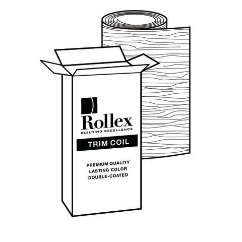 "Rollex 24"" Trim Coil - Woodgrain"