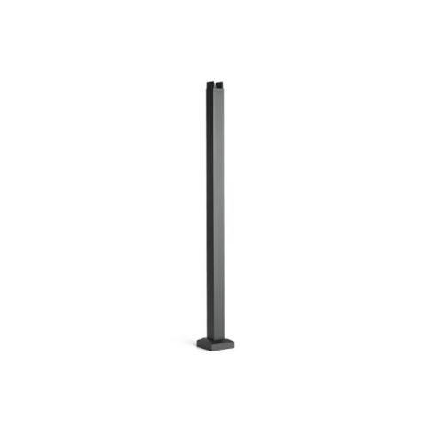 Trex Transcend Composite Railing Aluminum Surface Post Mount