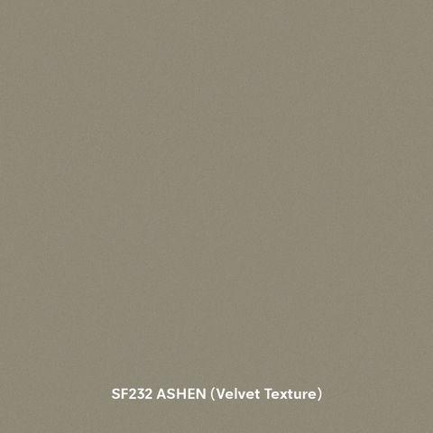 "Prism Ashen (SF232) TFL - P/B Core G2S Velvet 3/4"" 49x97"
