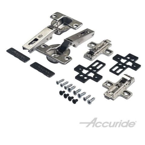 Accuride 40 mm Hinge Kit, 1332 and 1432 Series Flipper Door Slides