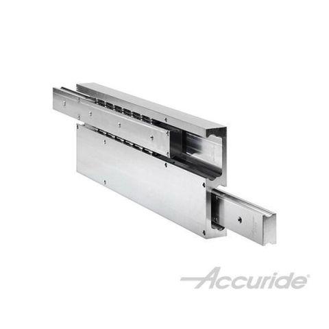 Accuride AL4140 1323 lb Super Heavy-Duty, Corrosion-Resistant, Full Extension Aluminum Slide, 20 in