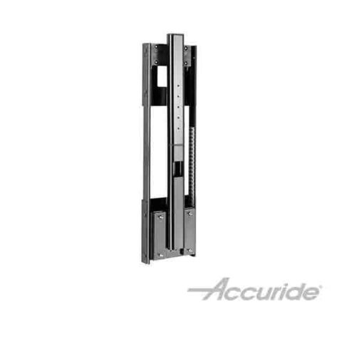 Accuride 5.5 - 14.5 lb Mechanical Lift - Black Electroplate