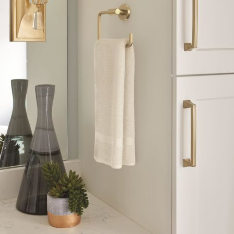 "Arrondi™ 6-7/16"" (164mm) Length Towel Ring"