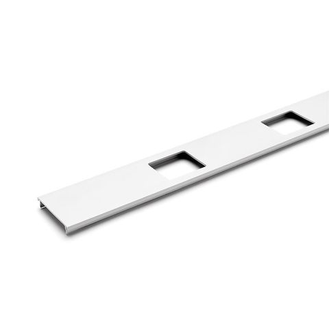 Transcend Baluster Spacer for Square Composite Balusters - Horizontal Rail