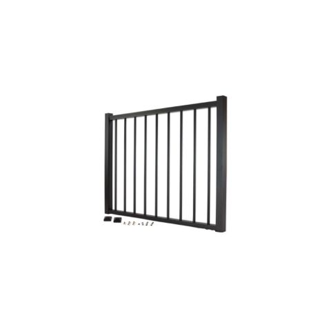 Trex Aluminum Gate with Round Balusters - 36""