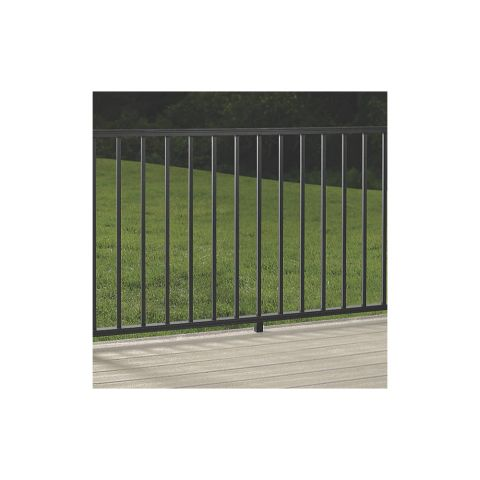 Trex Signature Aluminum Rail Kit with Square Balusters - 36""
