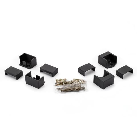 Trex Signature Aluminum Fixed Bracket 4 Pack - Horizontal