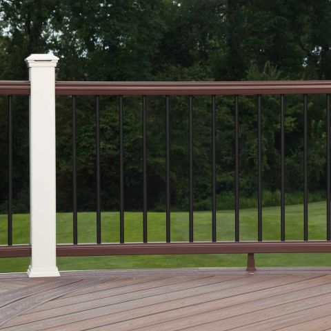 Trex Transcend Accessory Infill Kit For Round Balusters