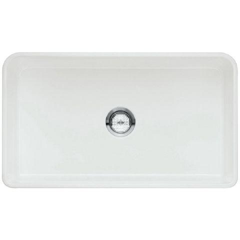 Blanco CERANA II 33 in Front Apron Single Bowl Sink