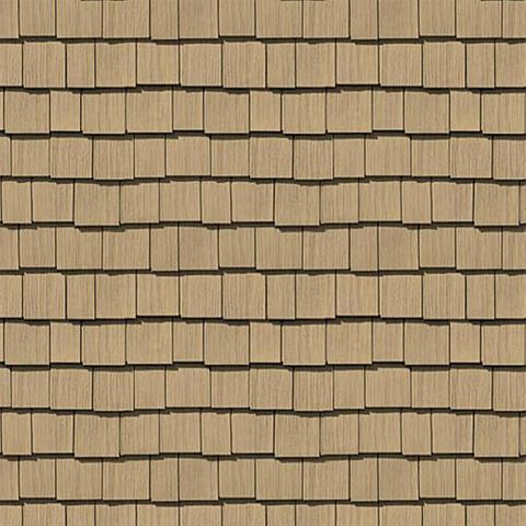 "CertainTeed Cedar Impressions® Double 7"" Staggered Perfection Shingles"