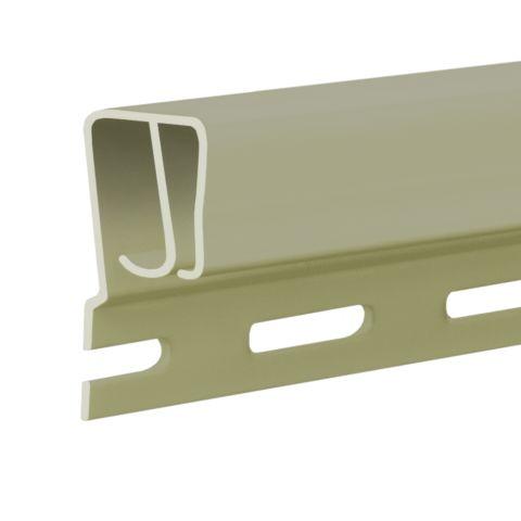 CertainTeed Dual Undersill Trim - 12-1/2 ft