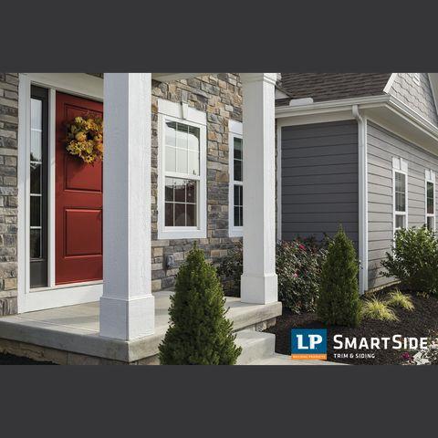 SmartSide ExpertFinish 5/4 x 4 Cedar Texture Trim