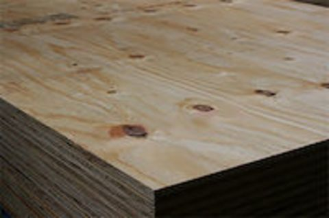 Wood Foundation Plywood