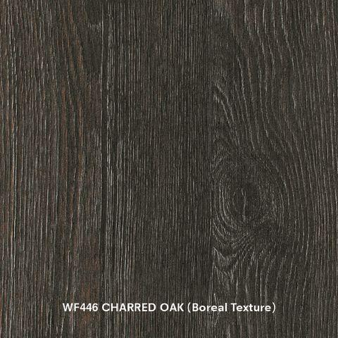 "Prism Charred Oak (WF446) TFL - P/B Core G2S Boreal 3/4"" 49x97"