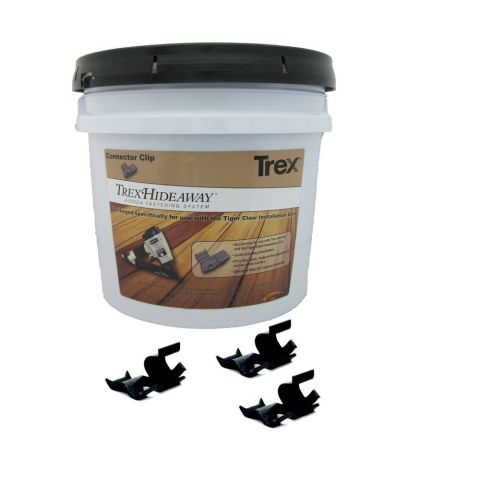 Trex Connector Clip - 500 sq ft