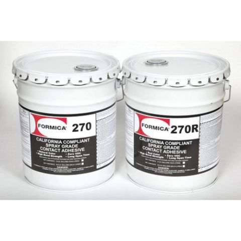 Choice Brands Formica F-270B Flammable Spray Grade Contact Adhesive