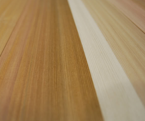 1 x 6 Clear Western Red Cedar Boards - Random Lengths