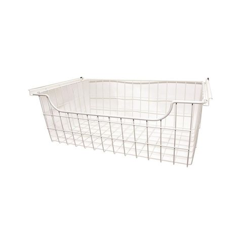 Easy Track Wire Basket with Slides