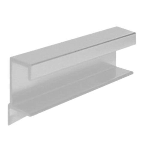 Engineered Products Architectural Drawer Pull, 6 ft x 1-3/4
