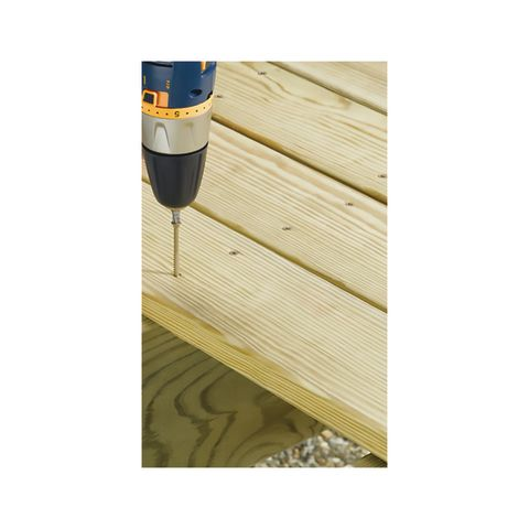 Guard Dog Exterior Wood Screws - Bucket of 1,350