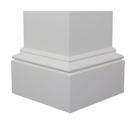 Artisan Base - White with Smooth Finish