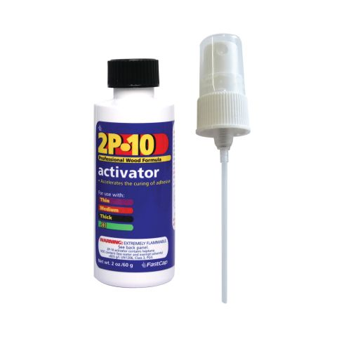 FastCap 2P-10 Adhesive Activator, 2 oz
