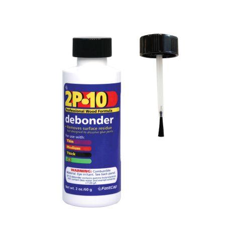 FastCap 2P-10 Adhesive Debonder, 2 oz