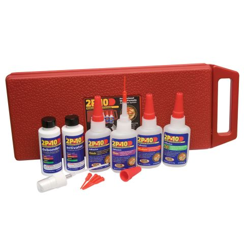 FastCap 2P-10 Adhesive Activator and Debonder Kit