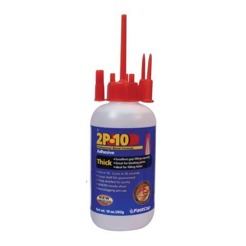 FastCap 2P-10 Adhesive Thick Adhesive, 10 oz