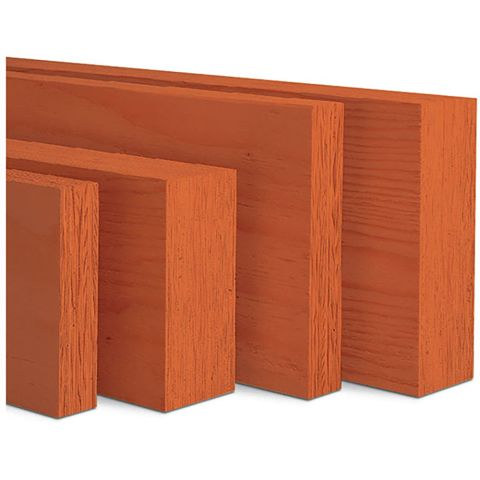 Rosboro X-Beam™ 24F-V4 Architectural Grade Glulam - 3-1/2 x 9-1/2 inches