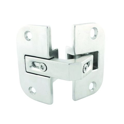 Grass Screw-On Self Close 975 VZ Pie-Cut Corner Hinge Kit, For Face Frame, Frameless Cabinet