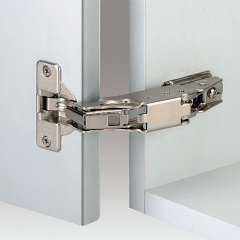 Grass Nexis Impresso Self Close 170 deg 42 mm/45 mm Boring Wide-Angle Hinge, Full Overlay, Cranking 00