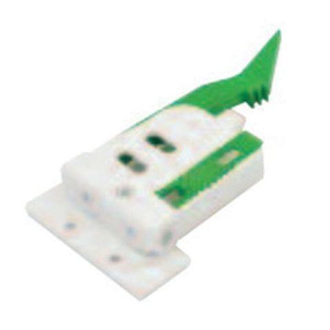 Grass Elite Plus Left Hand Flanged Locking Device with Flange, For Elite Plus Undermount Drawer Slides