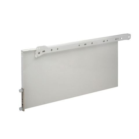Grass Zargen 6436 100 lb Drawer Slide with Side, 550 mm (21-5/8 in)
