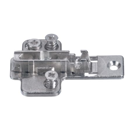 Grass Nexis Pre-Mounted Euro Screw 3 Point Fixing Cam Base Plate