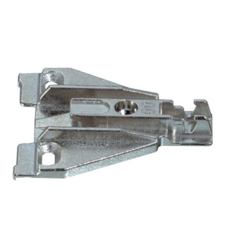 Grass Nexis Face Frame Base Plate, 4 mm Height Adjustment