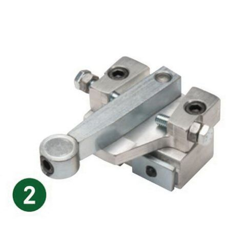 Grass PRO1 Side-to-Side Stop, For Zargen and ZBox Assembly