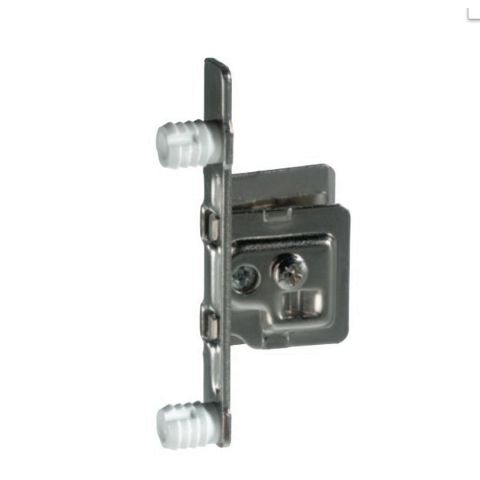 Grass Screw-On Mount Slide-On Front Fixing Right Hand Bracket, For Integra 9113/9213/9313 Drawer system