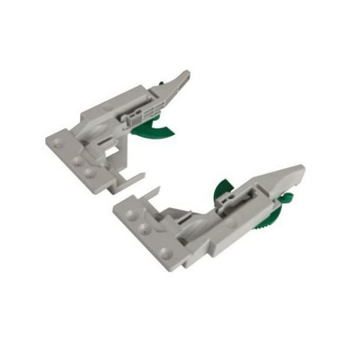 Grass Front Locking Device with Flange, Set