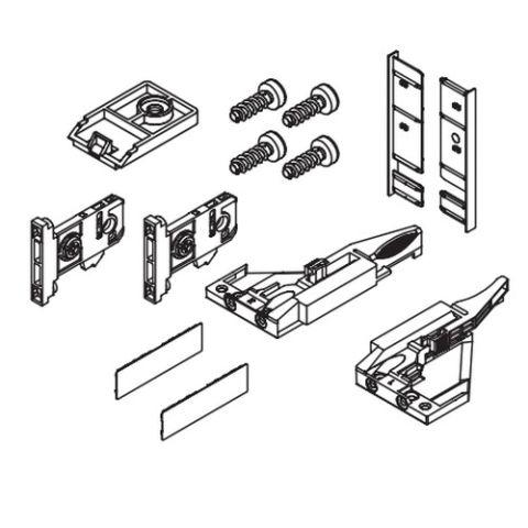 Grass Vionaro H89 Inset Drawer Accessory Set
