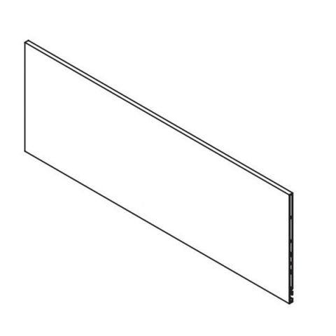 Grass Vionaro H185 Inset Front Panel, 45-11/16 in
