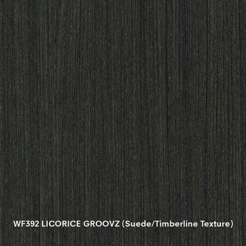 "Prism Licorice Groovz (WF392) TFL - P/B Core G2S Timberline 3/4"" 49x97"