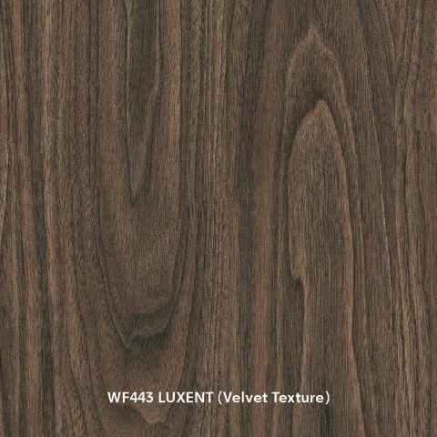 "Prism Luxent (WF443) TFL - P/B Core G2S Velvet 3/4"" 49x97"