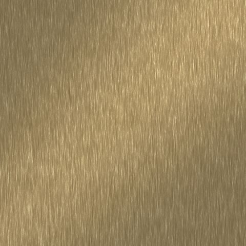 Formica Brushed Brass M6423 DecoMetal® Metal Laminate